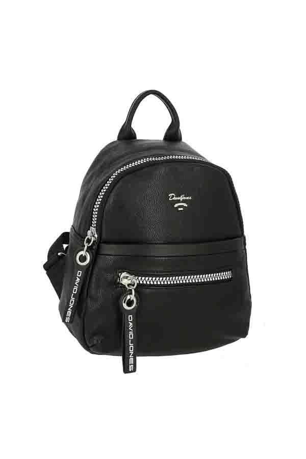 Рюкзак женский David Jones СМ5765 черный