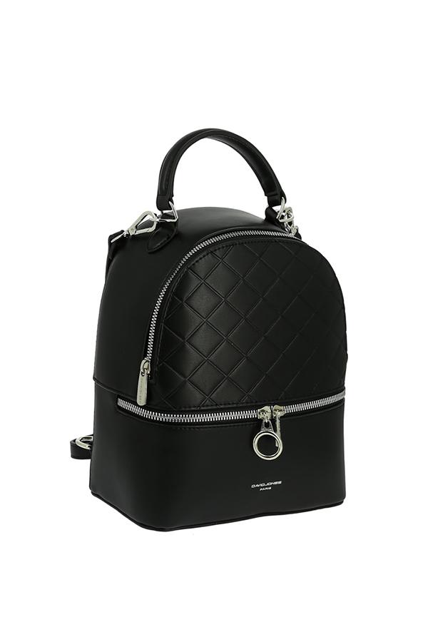 Рюкзак женский David Jones 6516-2 черный