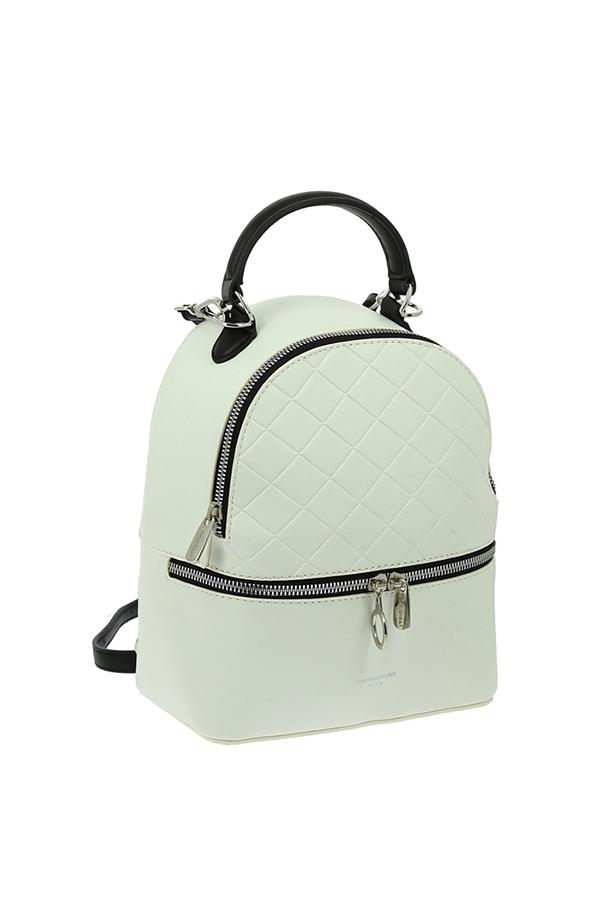 Рюкзак женский David Jones 6516-2 белый