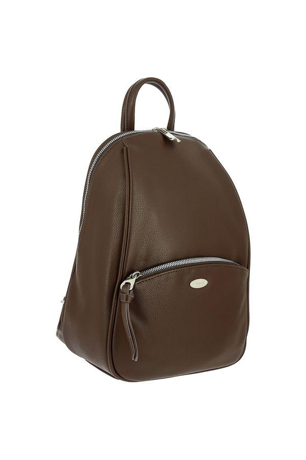 Рюкзак женский David Jones СМ5604 темно-коричневый
