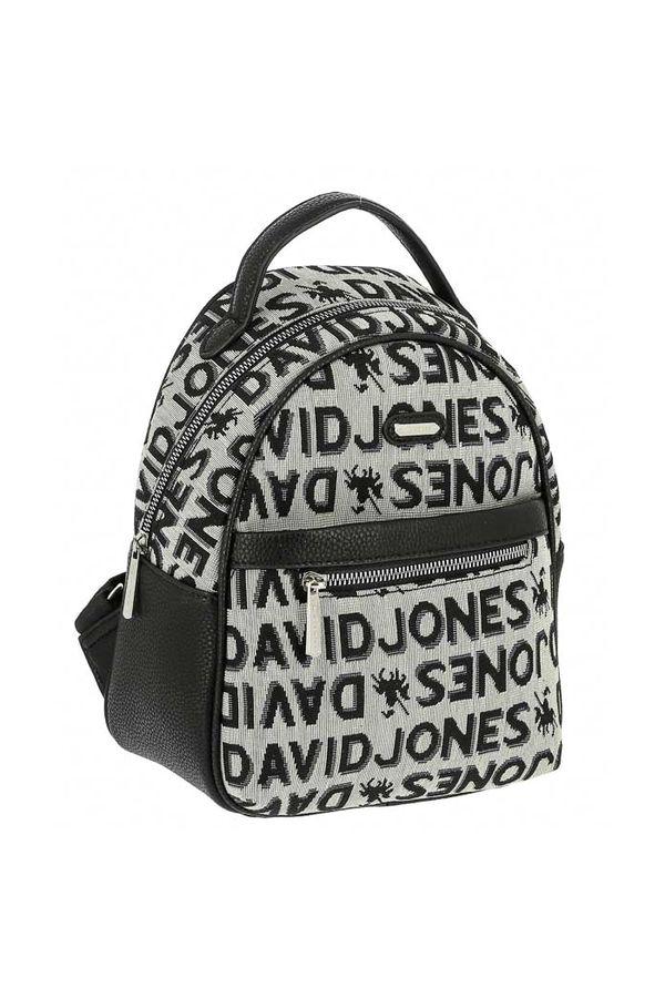 Рюкзак женский David Jones СМ6205 черный