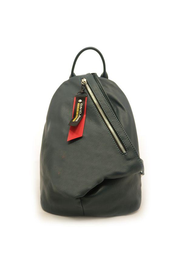 Рюкзак женский David Jones СМ6254 зеленый