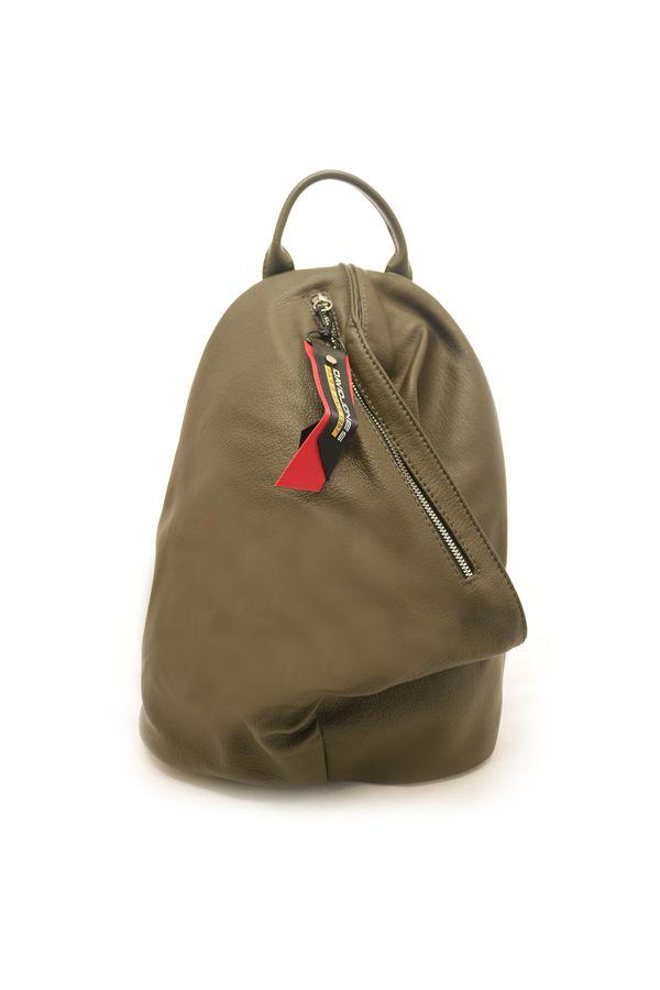 Рюкзак женский David Jones СМ6254 хакки