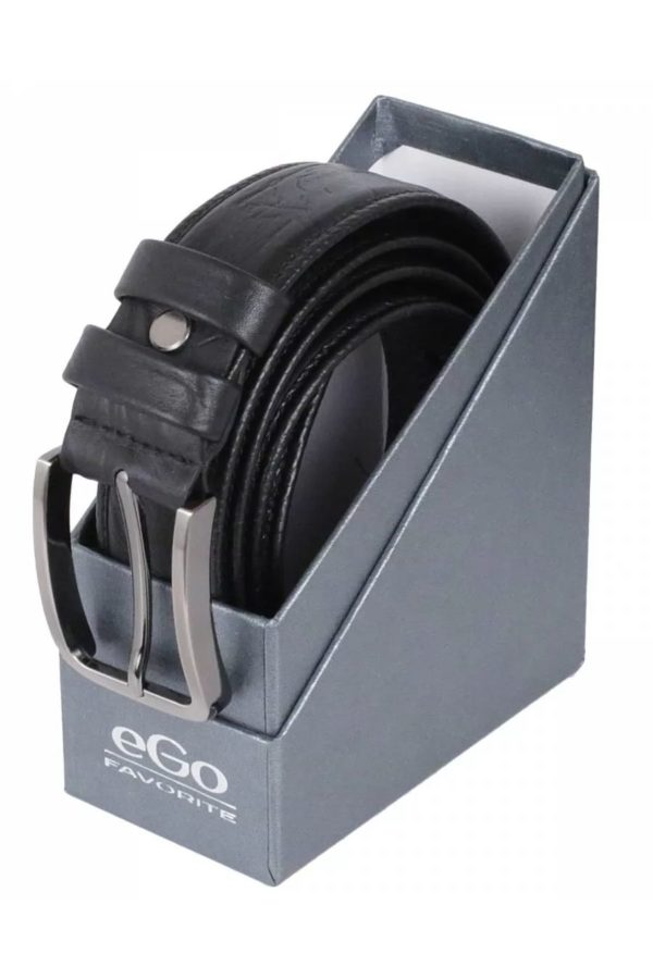 Ремень Ego Favorite Р43513 черный