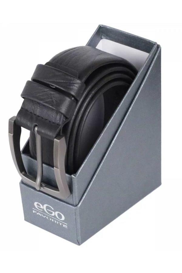 Ремень Ego Favorite Р44002 черный