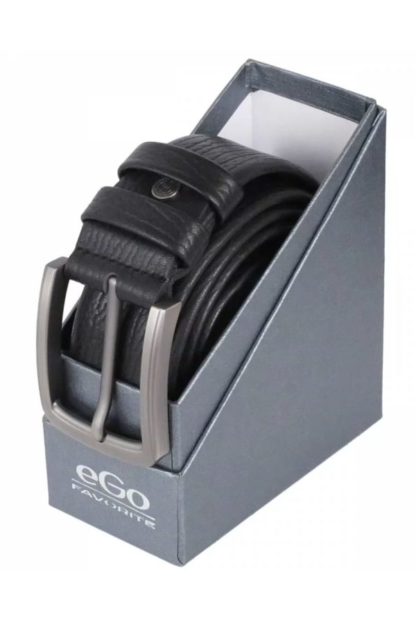 Ремень Ego Favorite Р44004 черный