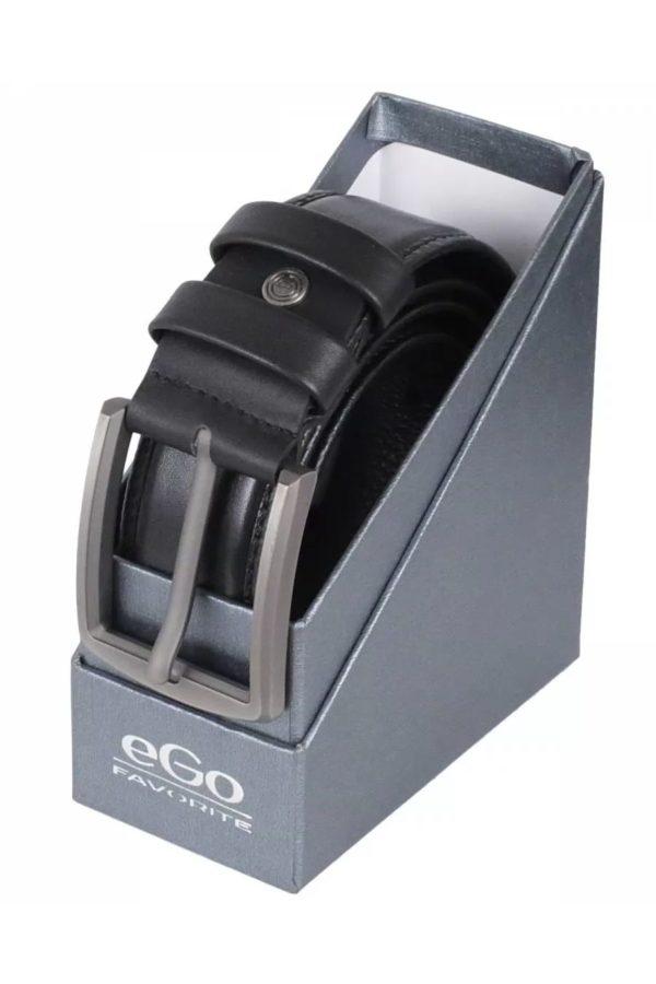 Ремень Ego Favorite Р44005 черный