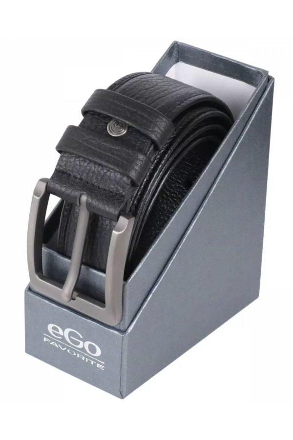 Ремень Ego Favorite Р44006 черный
