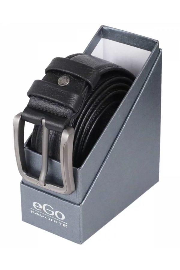 Ремень Ego Favorite Р44008 черный
