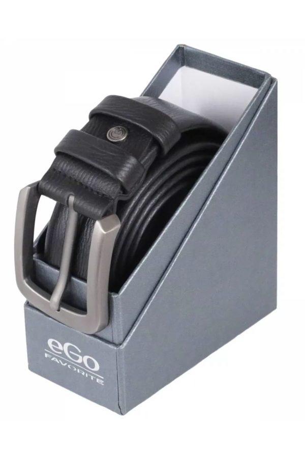 Ремень Ego Favorite Р44009 черный