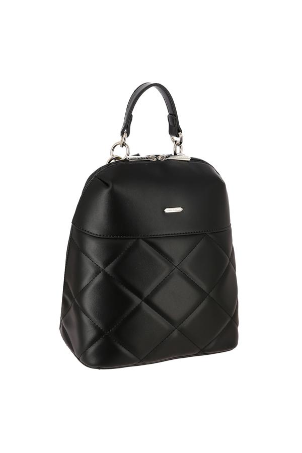 Рюкзак женский David Jones 6420-1 Цвет Чёрный