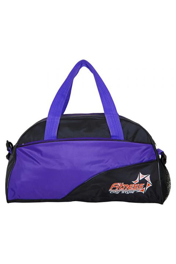 Сумка спортивная 4054-2 фиолетовый