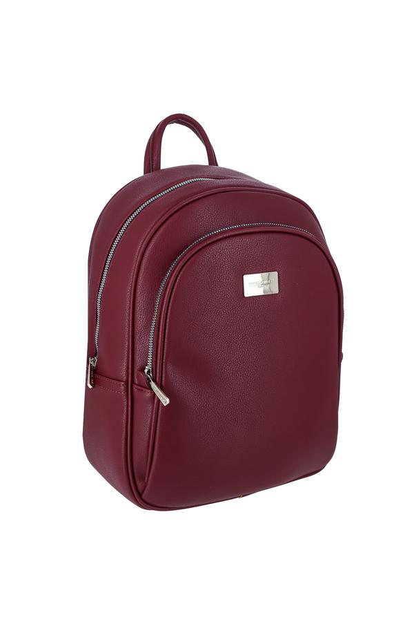 Рюкзак женский David Jones СМ5817 Цвет Бордовый