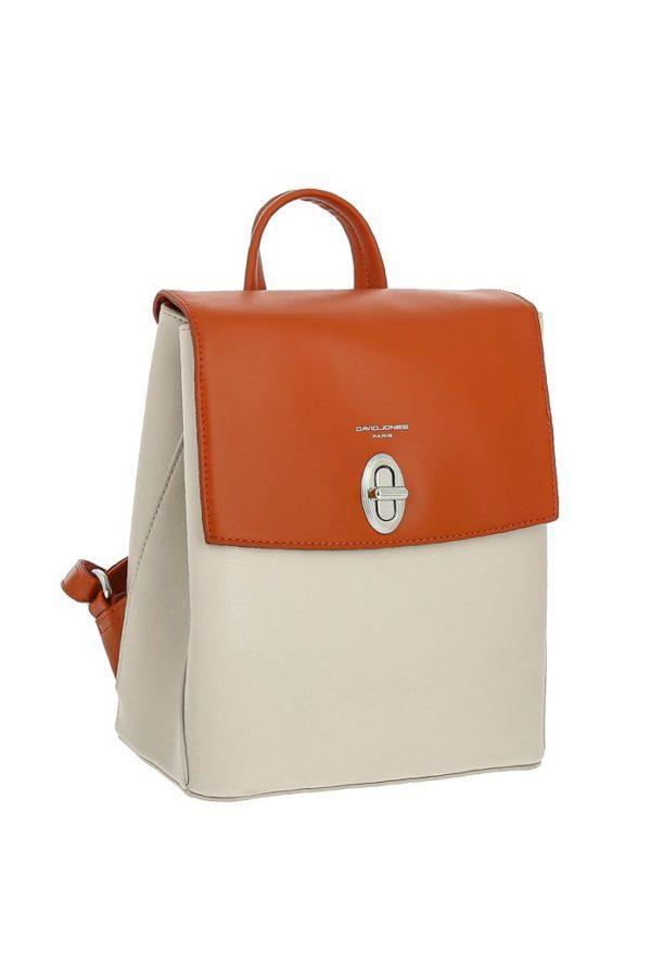 Рюкзак женский David Jones CM6068 Рыжий
