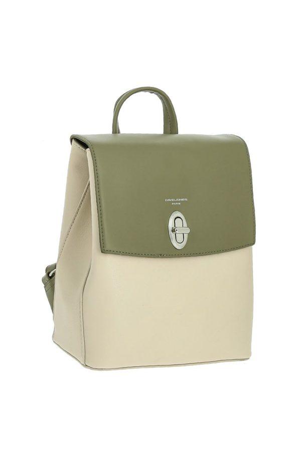 Рюкзак женский David Jones CM6068 Хаки