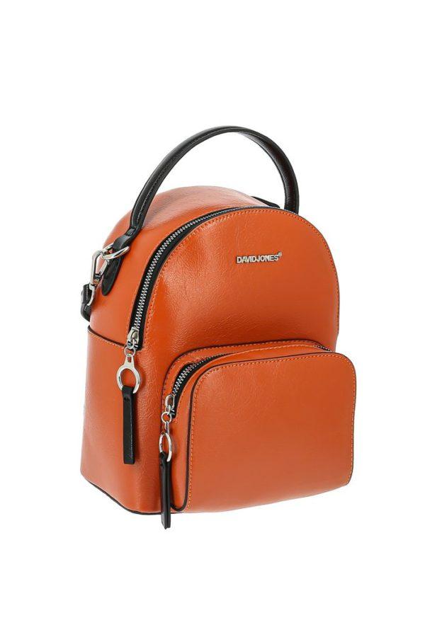 Рюкзак женский David Jones CM6110 Оранжевый
