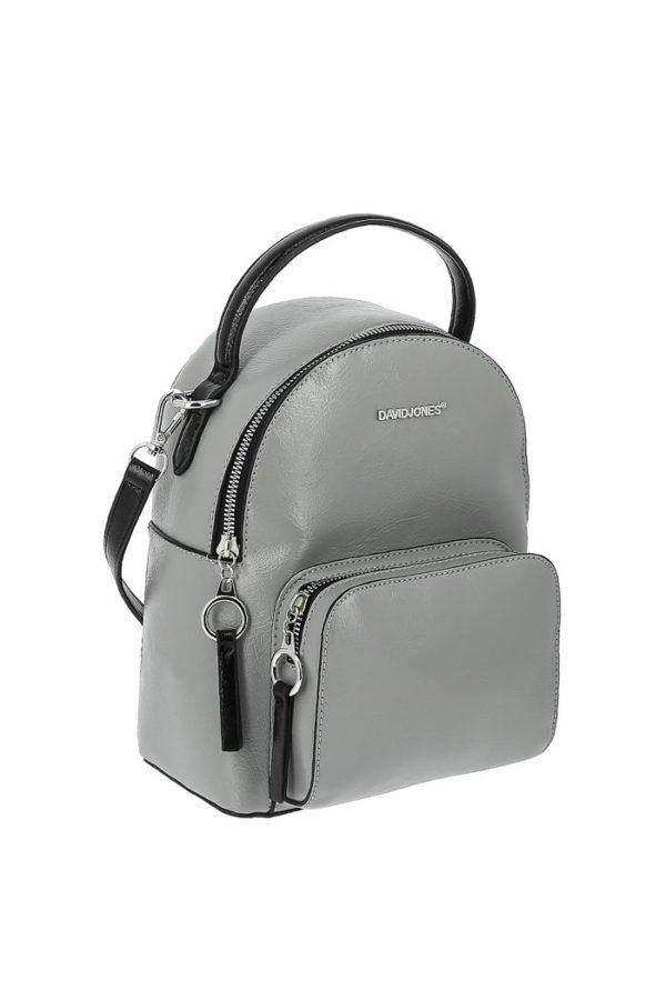 Рюкзак женский David Jones CM6110 Серый
