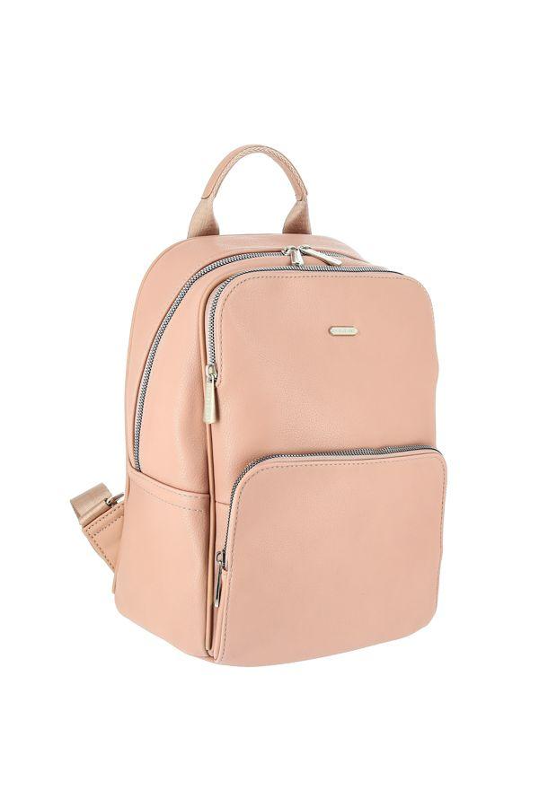 Рюкзак женский David Jones СМ6116 розовый
