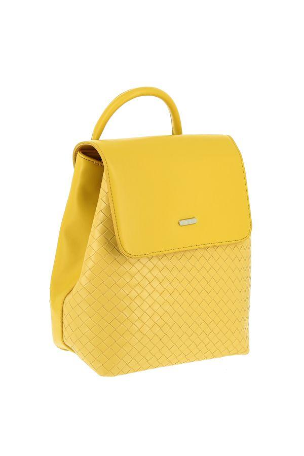 Рюкзак женский Ola G-21115 желтый