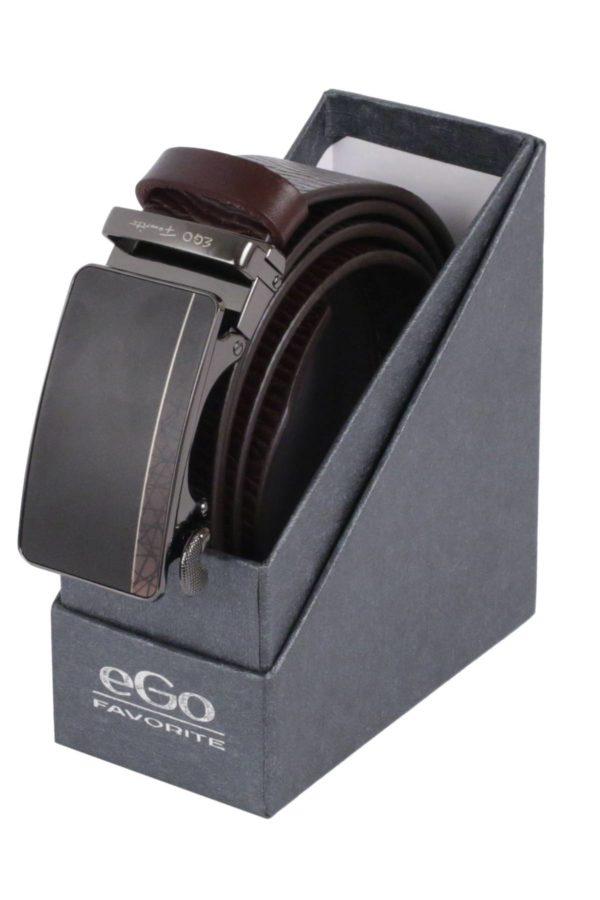 Ремень Ego Favorite P39301 коричневый