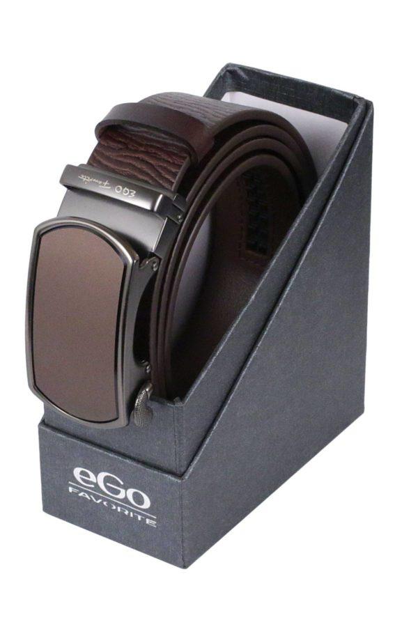 Ремень Ego Favorite P39324 коричневый
