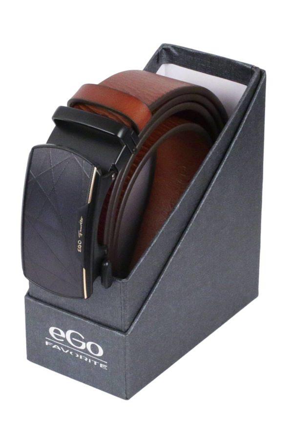 Ремень Ego Favorite P39326 рыжий